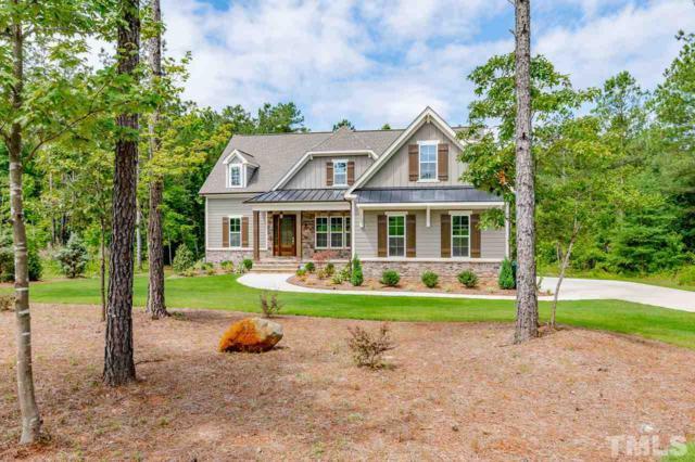100 Lakes Edge Lane, Pittsboro, NC 27312 (#2261382) :: RE/MAX Real Estate Service