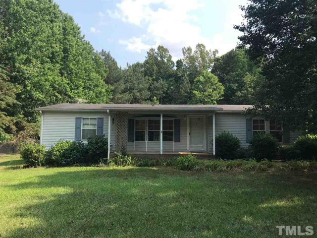 8115 Bacon Road, Timberlake, NC 27583 (#2261431) :: Sara Kate Homes