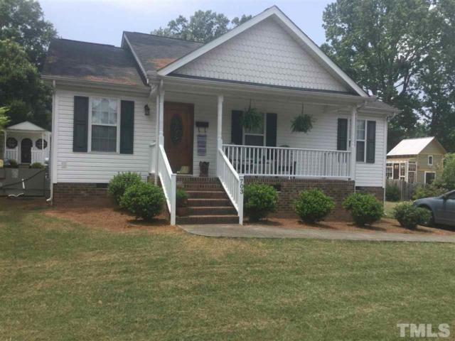 703 Mill Street, Wake Forest, NC 27587 (#2261453) :: M&J Realty Group