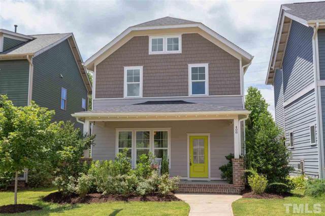 408 Claremont Drive, Carrboro, NC 27516 (#2261462) :: Dogwood Properties