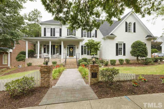 502 Presidents Walk Lane, Cary, NC 27519 (#2261467) :: Sara Kate Homes