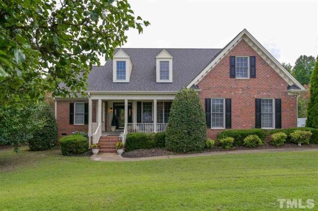 7912 Whimbrel Lane, Fuquay Varina, NC 27526 (MLS #2261493) :: The Oceanaire Realty