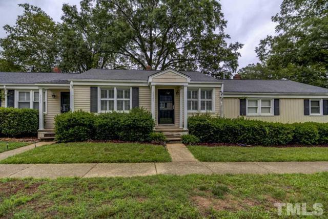 2325 Bernard Street #2325, Raleigh, NC 27608 (#2261521) :: Dogwood Properties