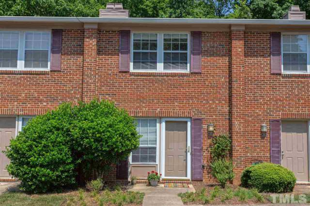 110 Marlowe Court, Carrboro, NC 27510 (#2261525) :: Spotlight Realty