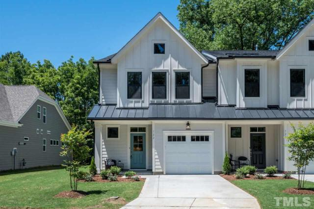 522 Wood Street, Cary, NC 27513 (#2261555) :: The Perry Group