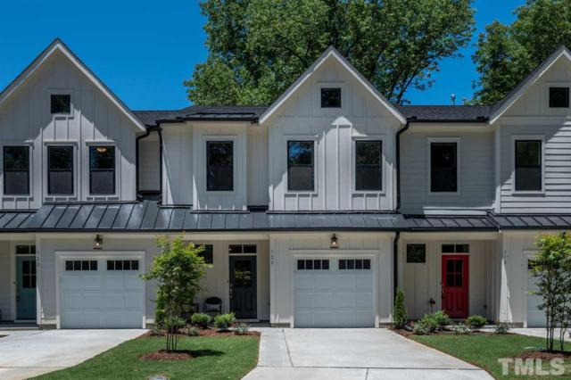 520 Wood Street, Cary, NC 27513 (#2261561) :: The Perry Group