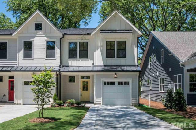 516 Wood Street, Cary, NC 27513 (#2261563) :: Marti Hampton Team - Re/Max One Realty