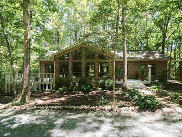 8601 Little Creek Farm Road, Chapel Hill, NC 27516 (#2261564) :: M&J Realty Group