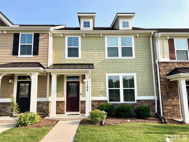 1105 Semora Lane, Morrisville, NC 27560 (#2261609) :: Raleigh Cary Realty