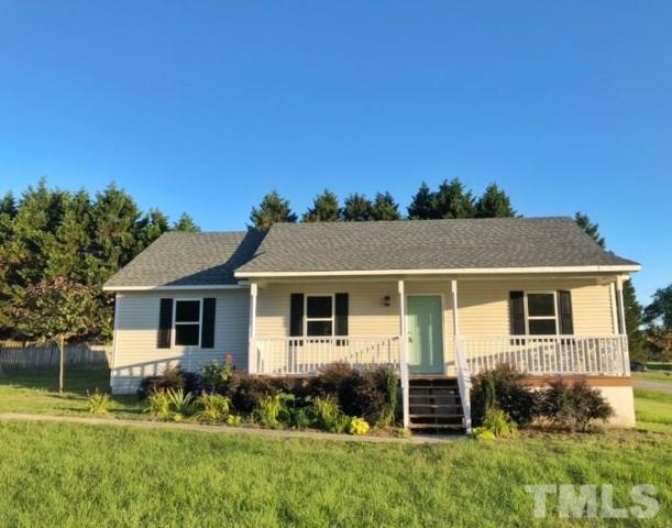 350 E Smithfield Street, Angier, NC 27501 (#2261611) :: Real Estate By Design