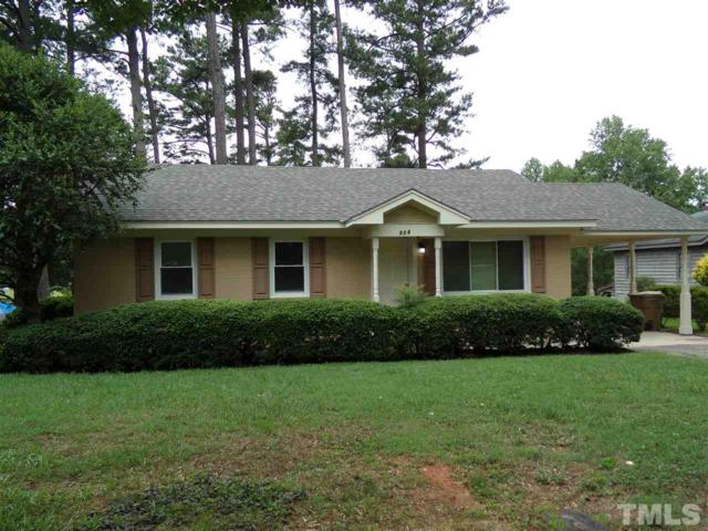 504 Ohara Street, Clayton, NC 27520 (#2261615) :: The Perry Group