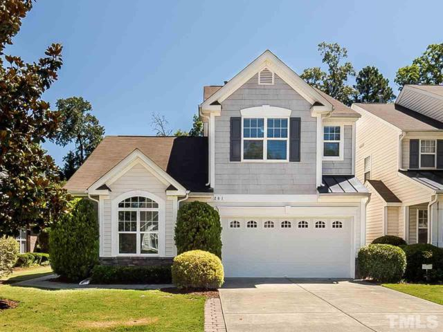 201 Bell Tower Way, Morrisville, NC 27560 (#2261622) :: The Amy Pomerantz Group