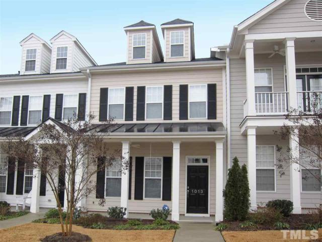 1013 Christopher Drive, Chapel Hill, NC 27517 (#2261628) :: M&J Realty Group