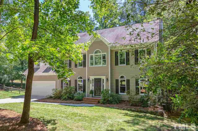 1001 Staffield Lane, Chapel Hill, NC 27516 (#2261632) :: M&J Realty Group