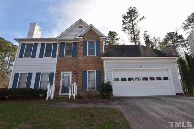 101 Amberglow Place, Cary, NC 27513 (#2261641) :: Rachel Kendall Team