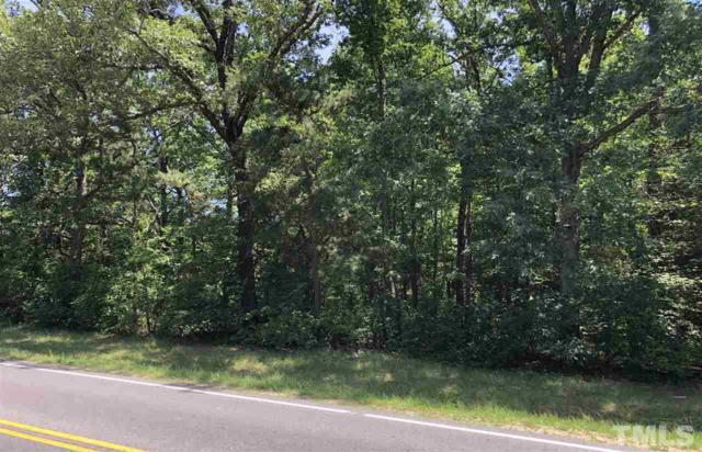 0 Nc 39 Highway, Louisburg, NC 27549 (#2261684) :: The Beth Hines Team
