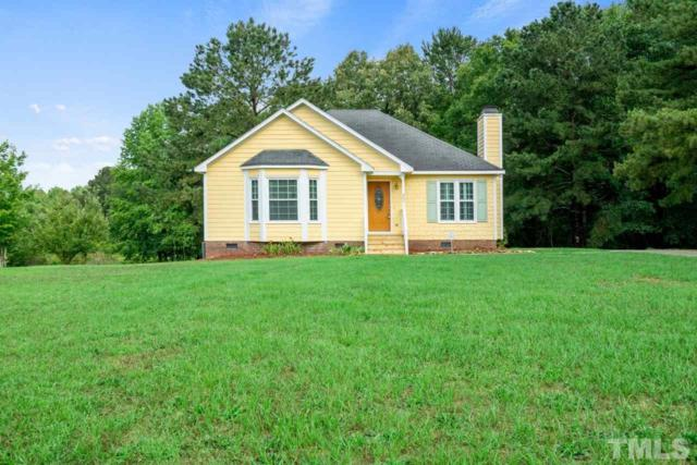 229 Deep Creek Drive, Clayton, NC 27520 (#2261688) :: The Beth Hines Team
