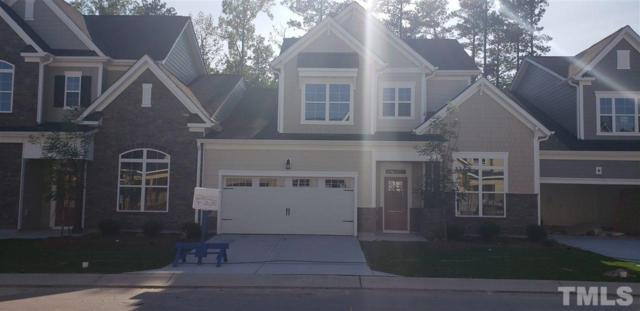814 Mcginn Manor Lane #8, Cary, NC 27519 (#2261711) :: Marti Hampton Team - Re/Max One Realty