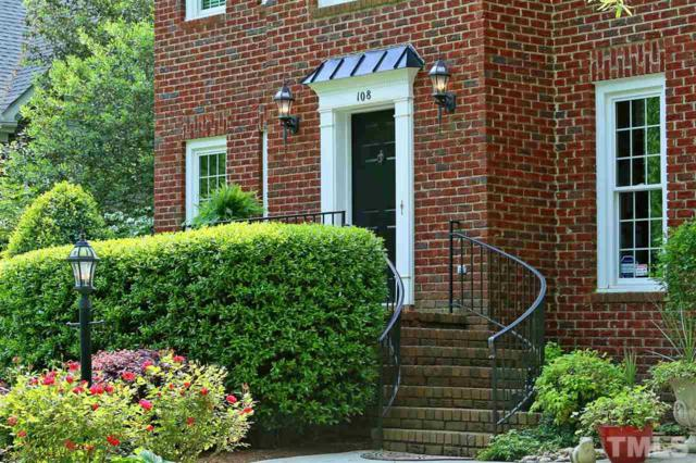 108 Lendl Court, Cary, NC 27511 (MLS #2261727) :: The Oceanaire Realty