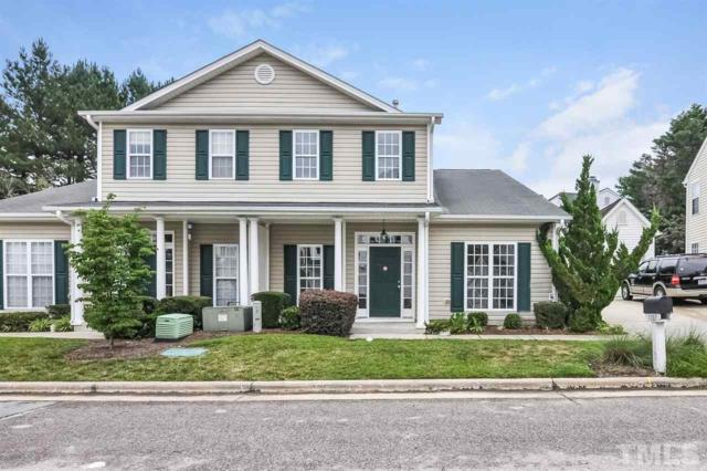 3003 White Cloud Circle, Apex, NC 27502 (#2261730) :: Spotlight Realty