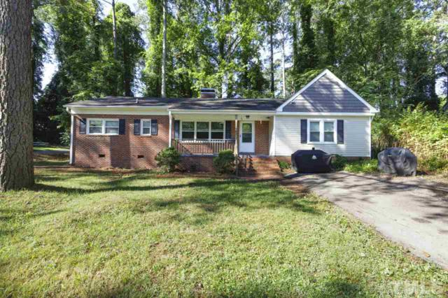 709 N Gulf Street, Sanford, NC 27330 (#2261740) :: M&J Realty Group
