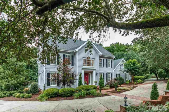 708 Pinehurst Drive, Chapel Hill, NC 27517 (#2261745) :: Spotlight Realty