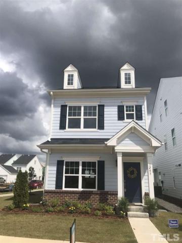 1203 Brown Velvet Lane, Apex, NC 27523 (#2261762) :: RE/MAX Real Estate Service