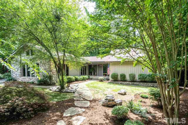 10 Kendall Drive, Chapel Hill, NC 27517 (#2261766) :: The Perry Group