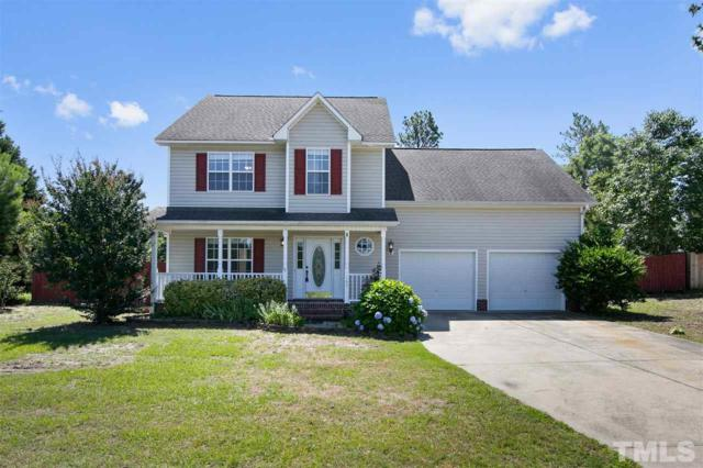 165 Bay Tree Lane, Sanford, NC 27332 (#2261773) :: The Perry Group