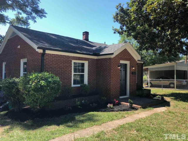 202 Mitchell Avenue, Franklinton, NC 27525 (#2261777) :: Morgan Womble Group