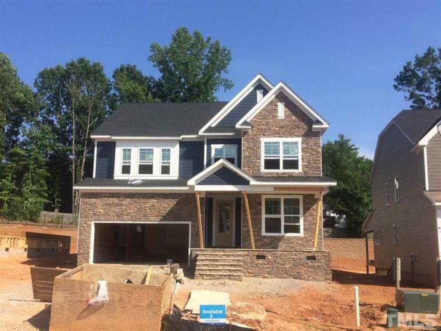 8809 Moss Glen Drive #3, Raleigh, NC 27617 (#2261788) :: RE/MAX Real Estate Service