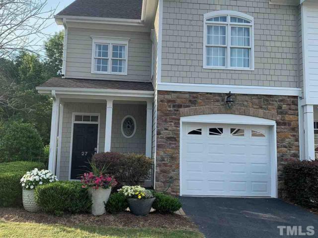 5515 S Roxboro Street #27, Durham, NC 27713 (#2261789) :: Real Estate By Design