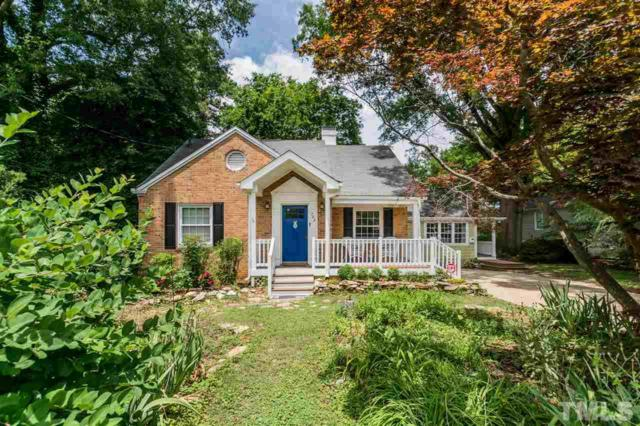 703 Kimbrough Street, Raleigh, NC 27608 (#2261813) :: Marti Hampton Team - Re/Max One Realty