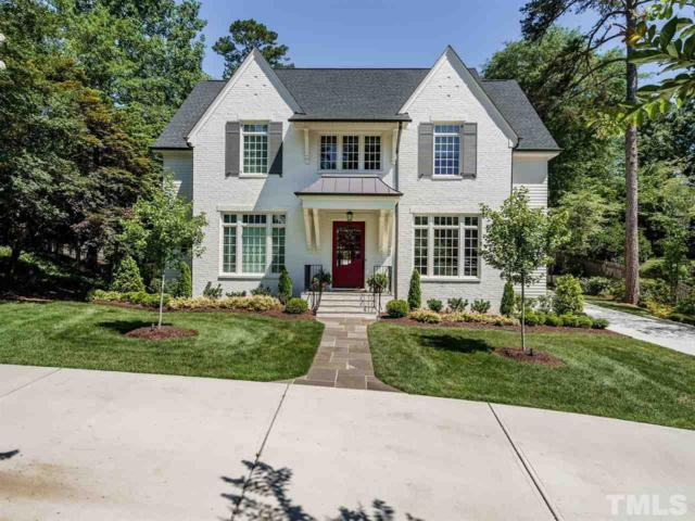 313 Forsyth Street, Raleigh, NC 27609 (#2261815) :: Marti Hampton Team - Re/Max One Realty