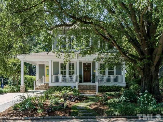 512 Peebles Street, Raleigh, NC 27608 (#2261816) :: Marti Hampton Team - Re/Max One Realty