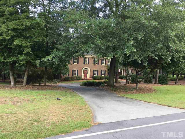275 Oak Street, Lillington, NC 27546 (#2261820) :: Real Estate By Design