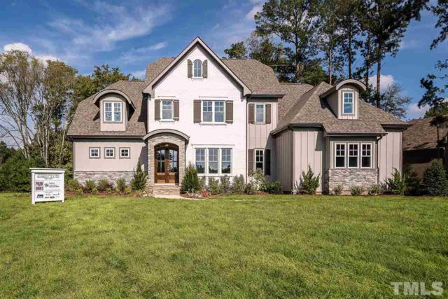 1020 Shagbark Court Lot 21, Chapel Hill, NC 27517 (#2261838) :: The Amy Pomerantz Group