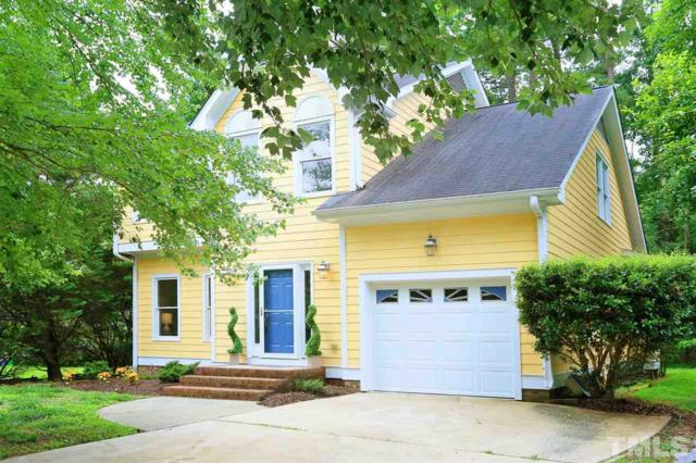 103 Fairfield Court, Chapel Hill, NC 27516 (#2261895) :: Real Estate By Design