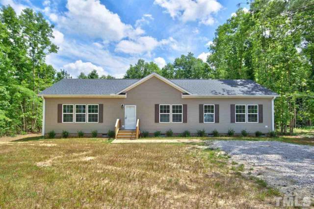 50 Bogey Lane, Louisburg, NC 27549 (#2261898) :: Morgan Womble Group