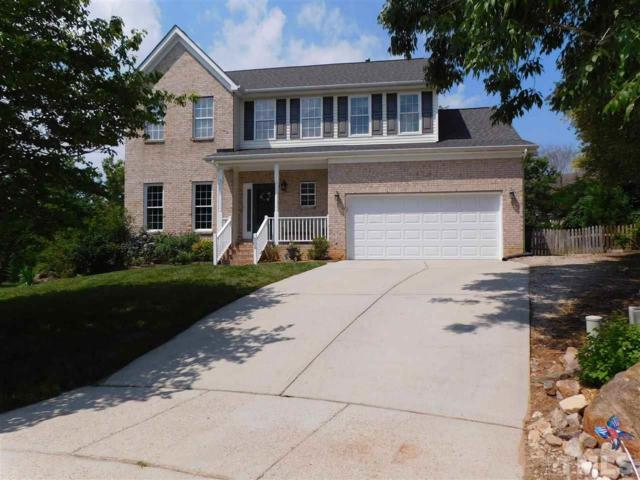 505 Ledyard Court, Wake Forest, NC 27587 (#2261908) :: Marti Hampton Team - Re/Max One Realty