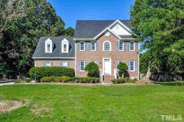 5116 Woodfield Lane, Knightdale, NC 27545 (#2261964) :: Marti Hampton Team - Re/Max One Realty