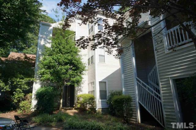 6120 Sunpointe Drive #105, Raleigh, NC 27606 (#2261986) :: Morgan Womble Group