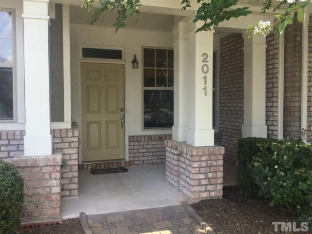 2011 Freeport Drive, Cary, NC 27519 (#2261989) :: Marti Hampton Team - Re/Max One Realty