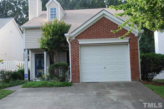 1329 Beacon Village Drive, Raleigh, NC 27604 (#2262011) :: The Jim Allen Group
