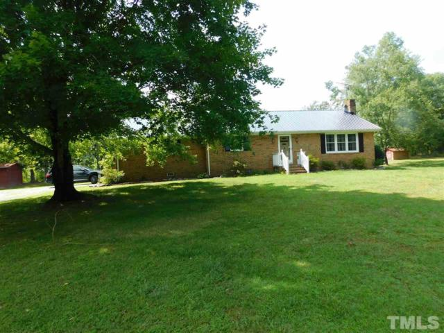 1885 Silk Hope Road, Siler City, NC 27344 (#2262037) :: The Jim Allen Group
