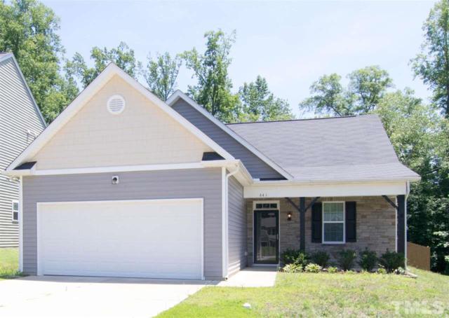 641 Mccarthy Drive, Clayton, NC 27527 (#2262046) :: The Jim Allen Group