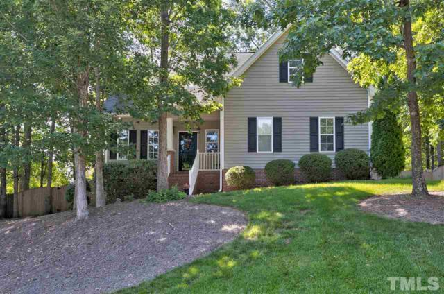 204 Stone Barn Circle, Holly Springs, NC 27540 (#2262126) :: The Jim Allen Group