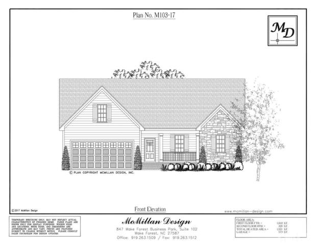 Lot 56 Sequoia Drive, Timberlake, NC 27583 (#2262141) :: Raleigh Cary Realty