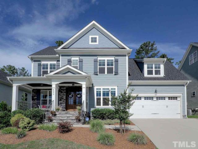 425 Kings Glen Way, Wake Forest, NC 27587 (#2262144) :: Raleigh Cary Realty