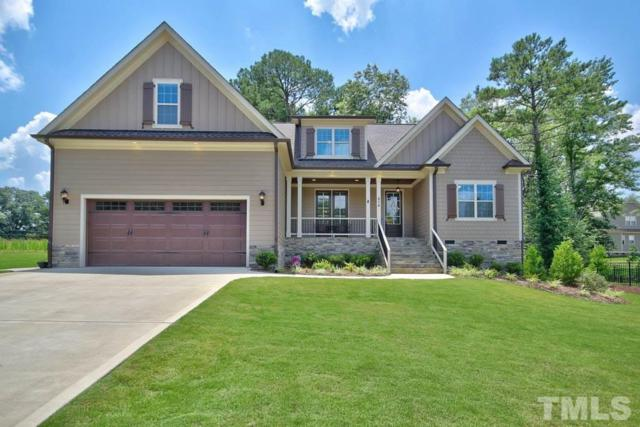 414 Grantwood Drive, Clayton, NC 27527 (#2262189) :: The Jim Allen Group